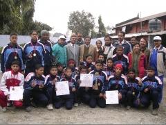 Uttaranchal Boys are National School Champions