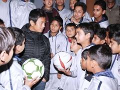 Baichung Bhutia to open football school in Doon