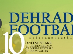 DehradunFootball.com 10 Years