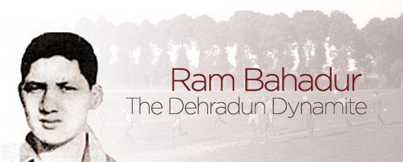 Ram Bahadur, the Dehradun Dynamite Footballer Gorkha