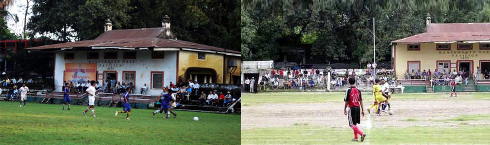 Pavilion Football Ground Dehradun